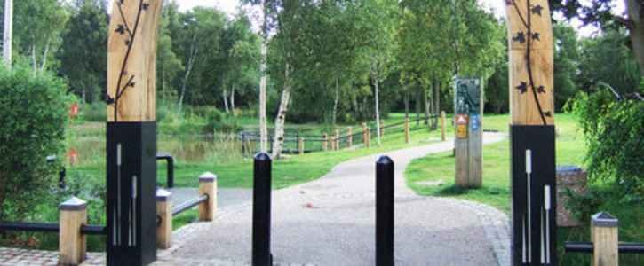 A call for CCTV at Northgate Ponds, Chester.