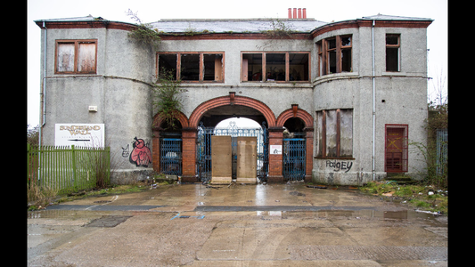Save Doxford shipyards old west entrance