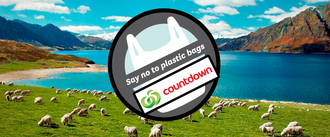 Ask Store Manager Mike Uri to Ban the Bag!