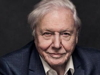 CELEBRATE DAVID ATTENBOROUGH ON THE NEW £20 BANKNOTE