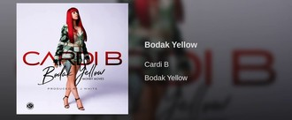 Change the National Anthem to Bodak Yellow