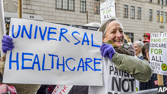 Stop Universal Healthcare for Congress Only until we Americans receive the same