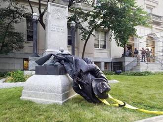 Take It Down Now: ALL confederate statues. Rename ALL confederate streets and buildings
