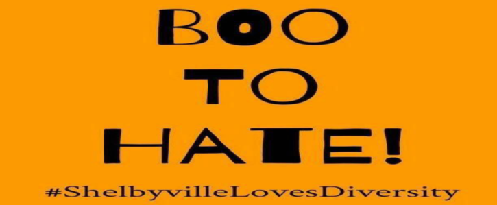 Say No to Hate: Unwelcome the White Supremacist Gathering in Shelbyville / No Al Odio en Shelbyville