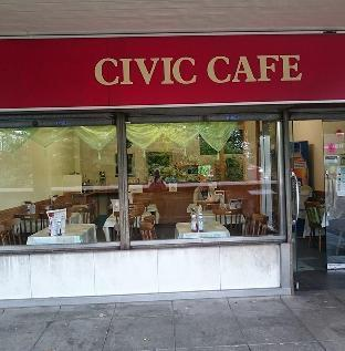 Save our Civic Cafe in Motherwell