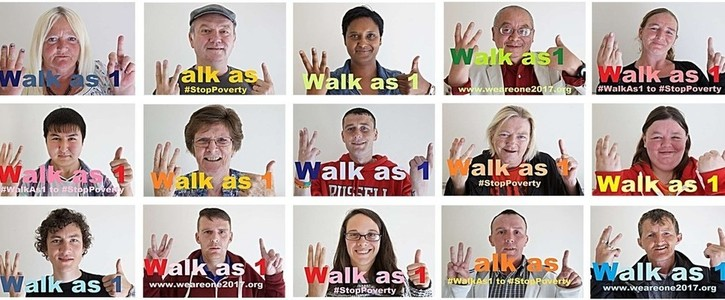 A Call to Action on the People of Ireland - Walking as One for an Inclusive Society