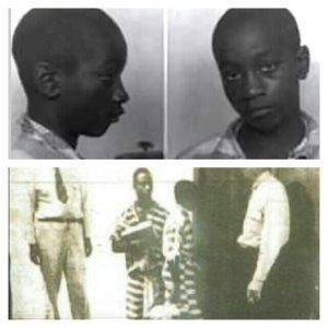 14  Year Old  George Stinney Jr. the youngest person  executed