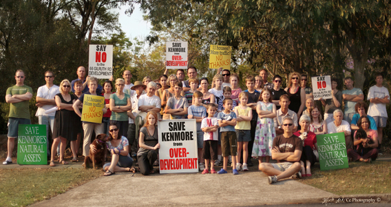 Stop High Density Development in Kenmore