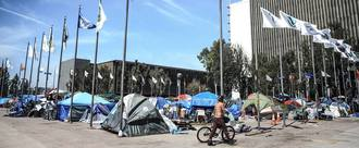 Living is Not a Crime: Reject Santa Ana Anti-Homeless Ordinance!