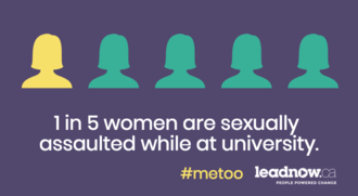 What you can do for #metoo in Prince Edward Island