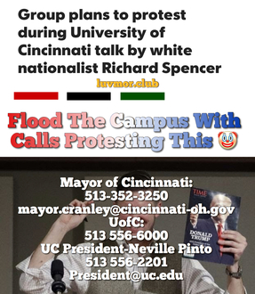 Say No to Richard Spencer