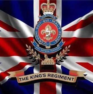 Stop the sale of The King's Regimental Silver