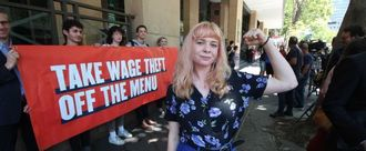 Take Wage Theft Off The Menu. Make It A Criminal Offence