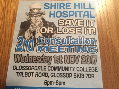 Save Our Shirehill Hospital