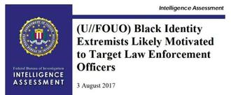 Tell The FBI: Preserving Black Lives is NOT Terrorism! White Nationalism Is Terrorism.