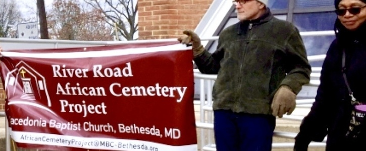 Protect Bethesda African Cemetery