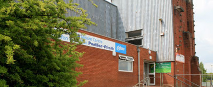 Save Pontllanfraith Leisure Centre from closure!