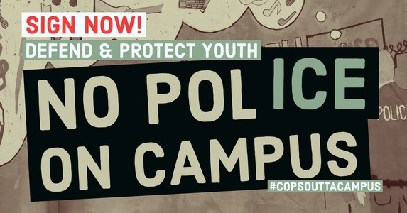 Defend DACAmented Youth by Keeping Phoenix Police Out of our Campus