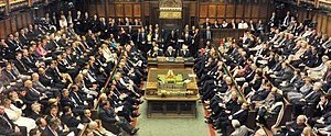 Stop our MPs drinking alcohol in the Houses of Parliament