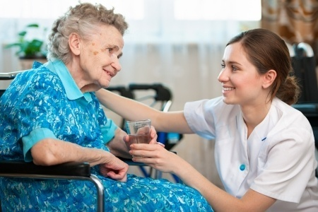 Extend VAT exemption for elderly/disabled peoples' domestic help in their homes