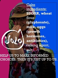 Be bold about sugar!