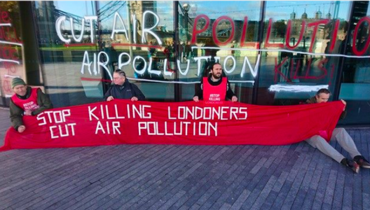 CLEAN AIR FOR LONDON AND UK
