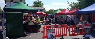 Support New Malden Farmers' Market