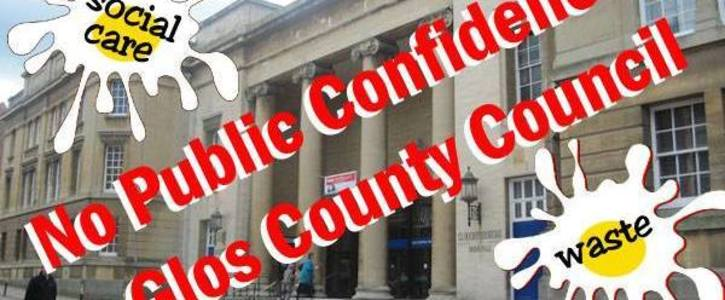 No Public Confidence in Glos County Council