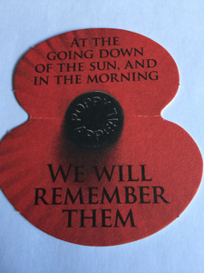 A Public Holiday for Remembrance Day