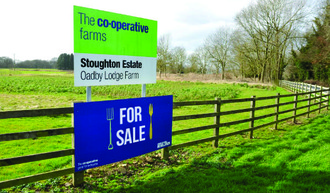 Halt Sale of Co-operative Group Farms