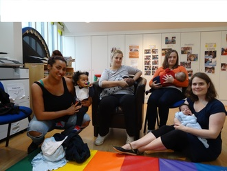 Save Barnet Breastfeeding Support Service!