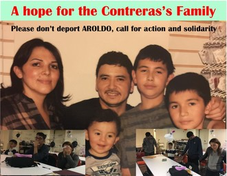 Please, help us save AROLDO SOTO CONTRERAS: Not his deportation!!
