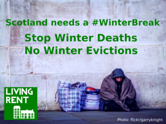 Stop winter evictions #winterbreak