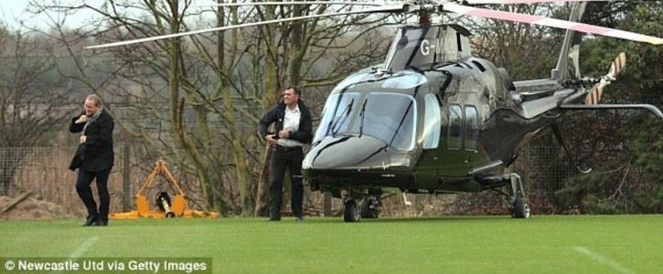 Ban the use of helicopters for commuting by private citizens in Totteridge