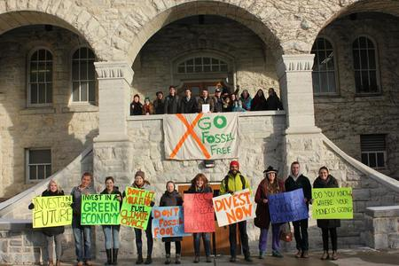 Divest Queen's From Fossil Fuels (2018-2019)