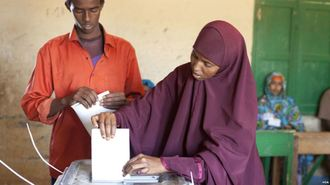 Justice for Somaliland Election, 2017