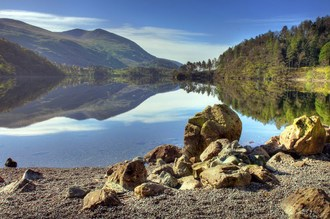 Say NO to Zip Wires across Thirlmere