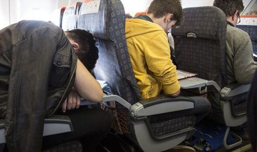 Give Passengers More Legroom On Flights!