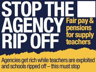 Stop the Supply Teaching Agency Rip off and Every Classroom should have a qualified Teacher