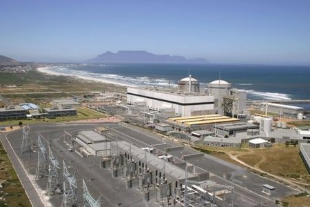 SOUTH AFRICA: NO to the Duynefontein Nuclear Plant