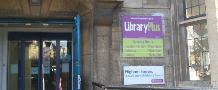 Keep All Northamptonshire Libraries in Public Ownership