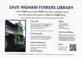 Save Northamptonshire Libraries