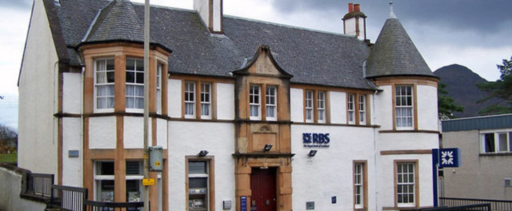 Stop RBS closing The Kyle Branch