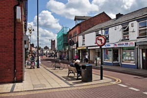 Atherton Town Centre Challenge (Andy Burnham Town Centre Initiative)