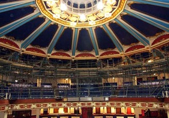 Keep Brighton Hippodrome for live performance