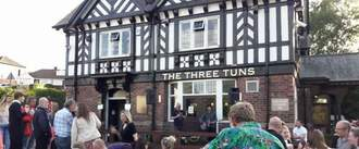 Save The Three Tuns