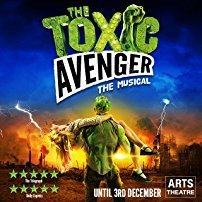 The return of The Toxic Avenger