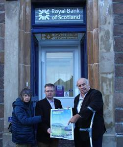 To: Royal Bank of Scotland Stop RBS closing The Inveraray Branch