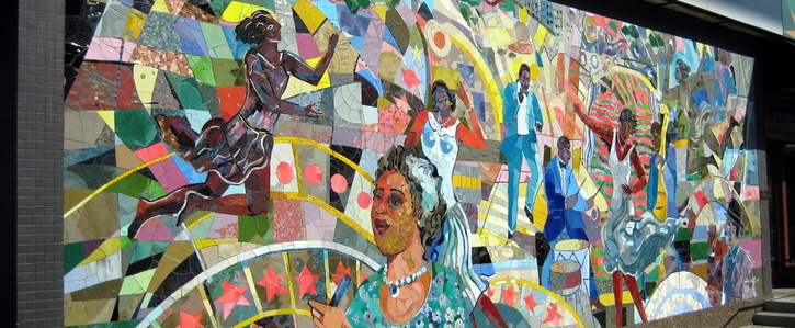 Bring Back Spirit of Harlem Mural