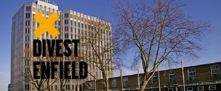 Divest Enfield Council from fossil fuels